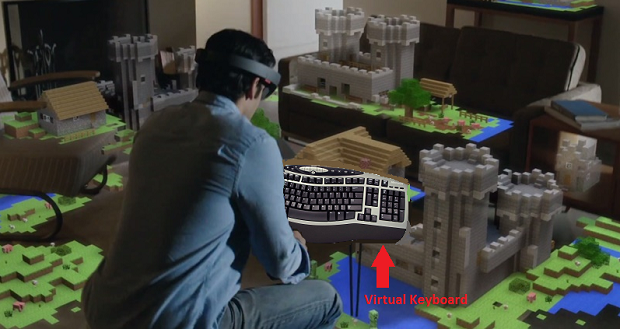 HoloLens: Where Is My Keyboard?