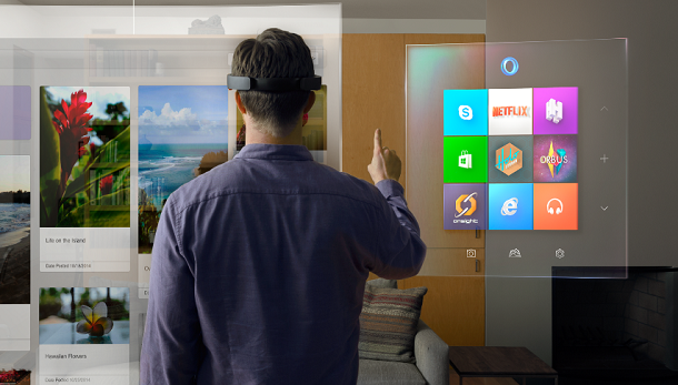 HoloLens Misconception – 3D