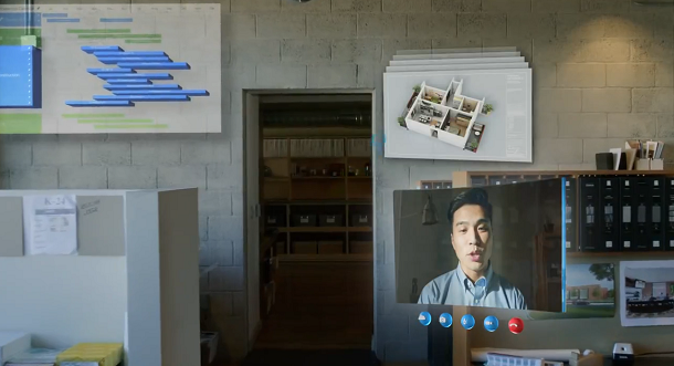 How HoloLens Will Change Windows UI – (1) Break of Screens