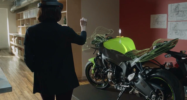 Why HoloLens' Most Remarkable Achievement Is Its Display