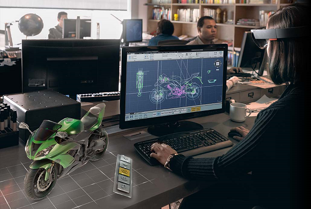 For Corporate IT, HoloLens is Another Mobile Device To Manage