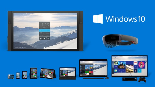 Windows 10: Speaking of Convergence