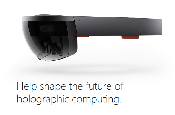 HoloLens Release Date: End of July?