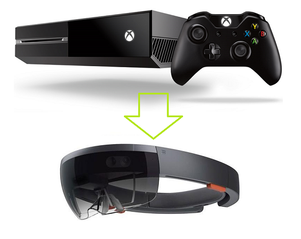 The Possibility of Streaming from Xbox to HoloLens