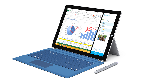 Tech In Short: Surface 3