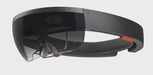 HoloLens Partners with Samsung?