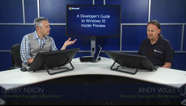 Develop for Windows 10 Q&A – (4) Adaptive Design
