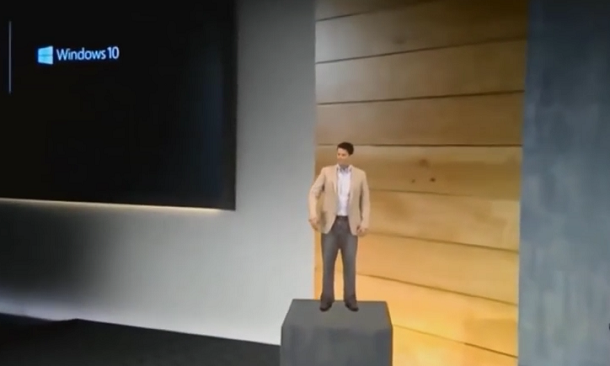 Microsoft Is Working to Implement Holo-Video Recording For HoloLens