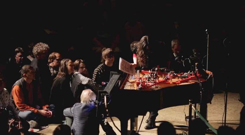Watch Kinect Perform with Human Musicians from Seattle Symphony