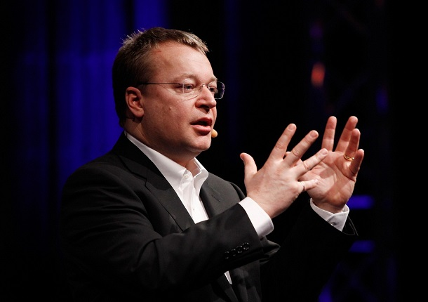 Stephen Elop: A Massive Presence in Technology