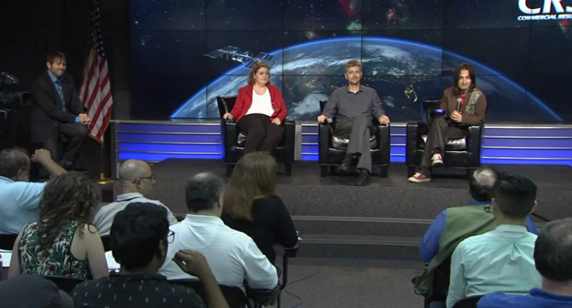 Watch Alex Kipman @ Falcon 9 Rocket Pre-Launch Briefing