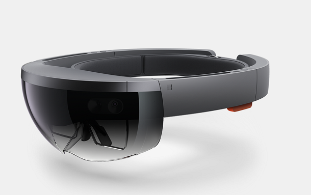 HoloLens Is Part of Windows Strategy