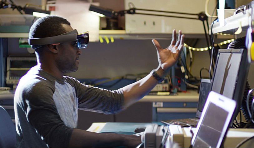 Recommended Read: HoloLens Explained