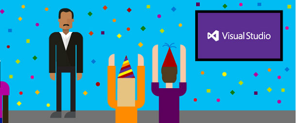 Visual Studio 2015 Release Event Recordings